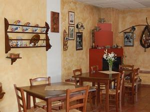 sala ristorazione La di Buiat