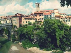 il ponte del diavolo Cividale del Friuli